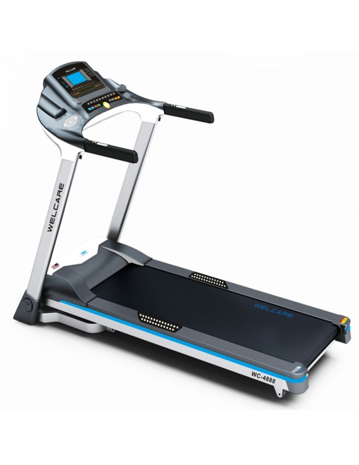 WC 4888 MOTORIZED TREADMILL