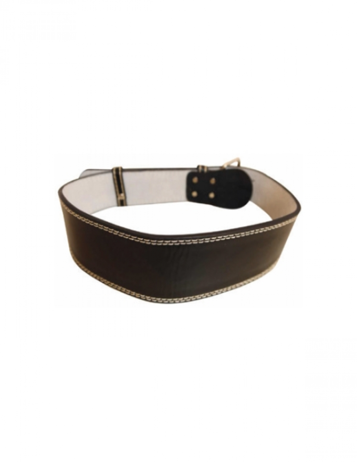 W 4132 LEATHER SLIM BELT