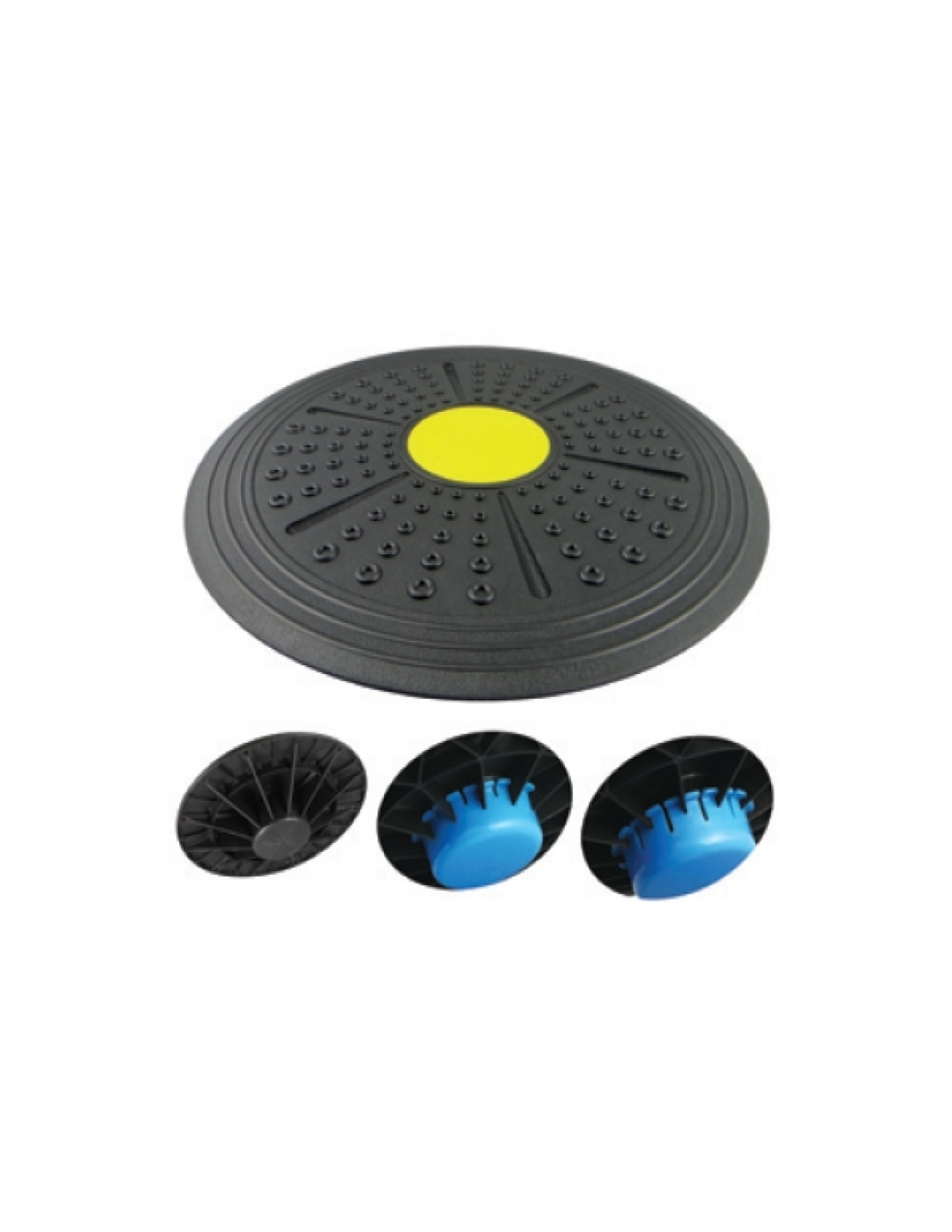 W 1461 3-LEVEL ADJUSTABLE BALANCE BOARD