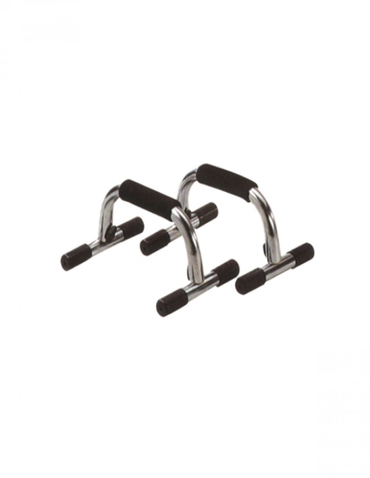 W 1421 Chrome Push Up Bar