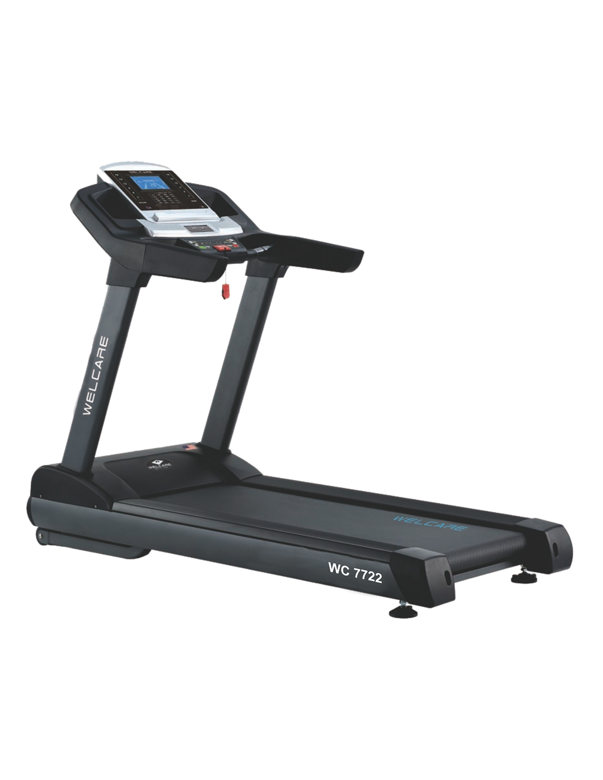WC 7722 MOTORIZED TREADMILL