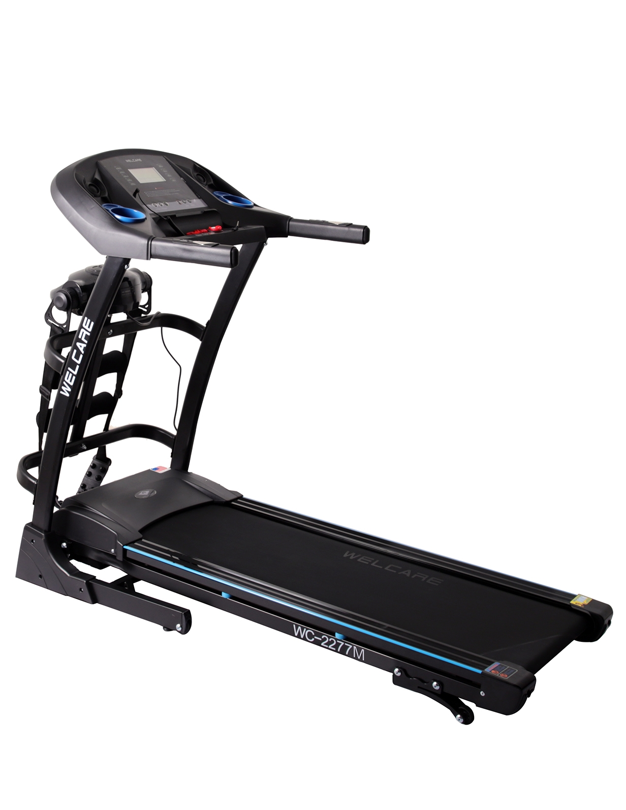 WC 2277M MOTORIZED TREADMILL