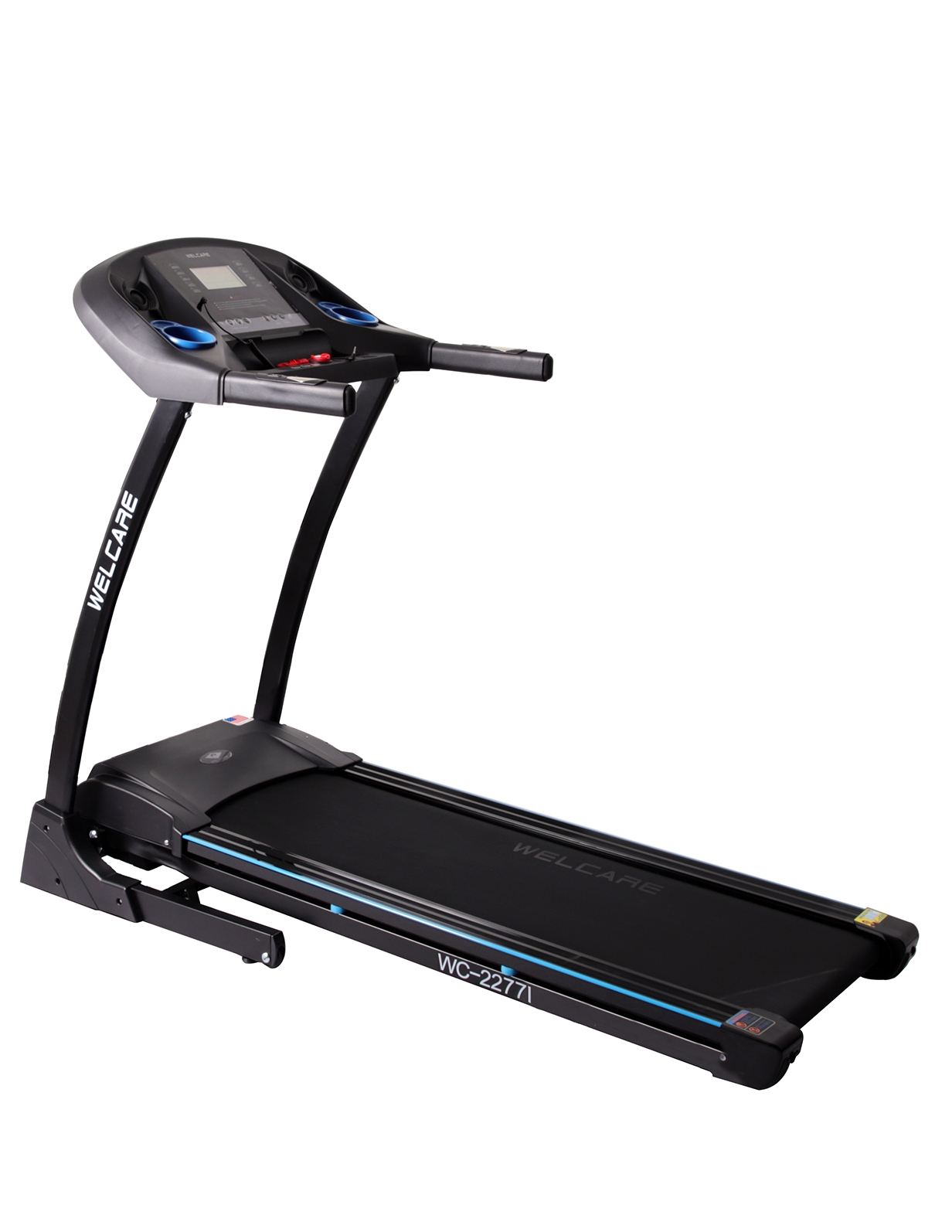WC 2277I MOTORIZED TREADMILL