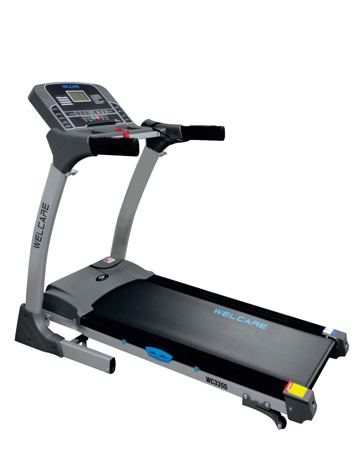 WC 3355-AC MOTORIZED TREADMILL
