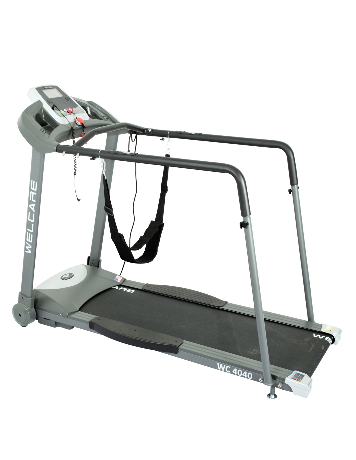 WC4040 REHAB TREADMILL