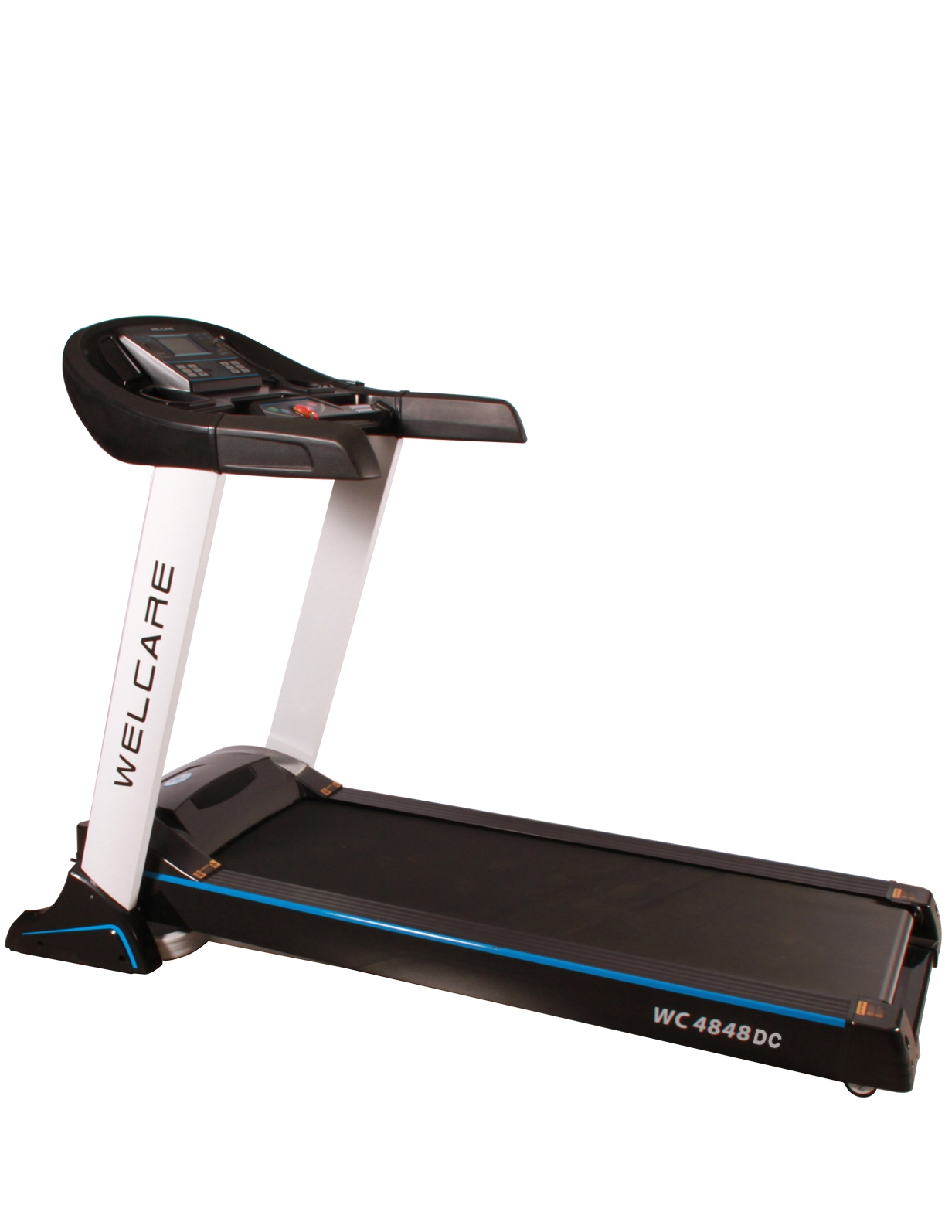 WC 4848 DC MOTORIZED TREADMILL