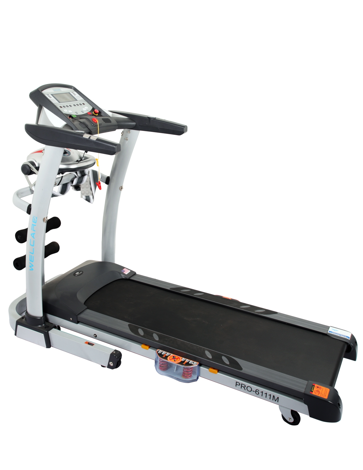 PRO 6111M LOW IMPACT TREADMILL – MULTI PURPOSE