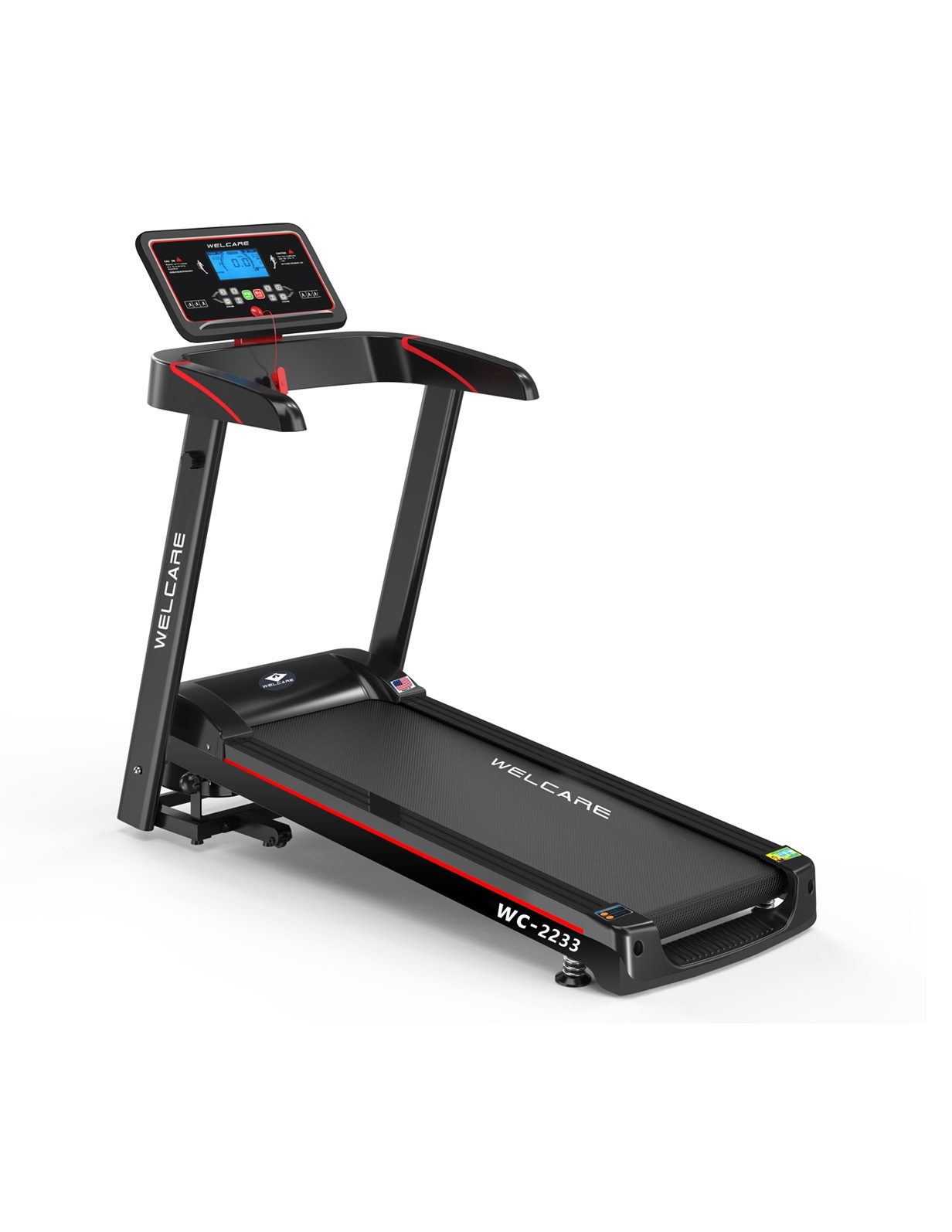 WC 2233 MOTORIZED TREADMILL