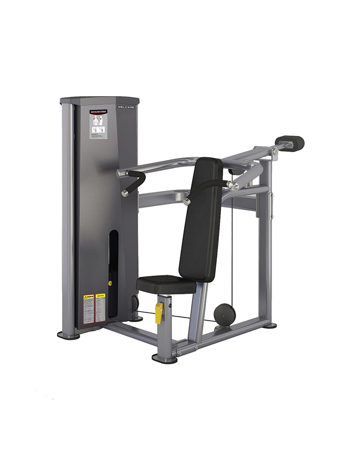 WA 004 SHOULDER PRESS