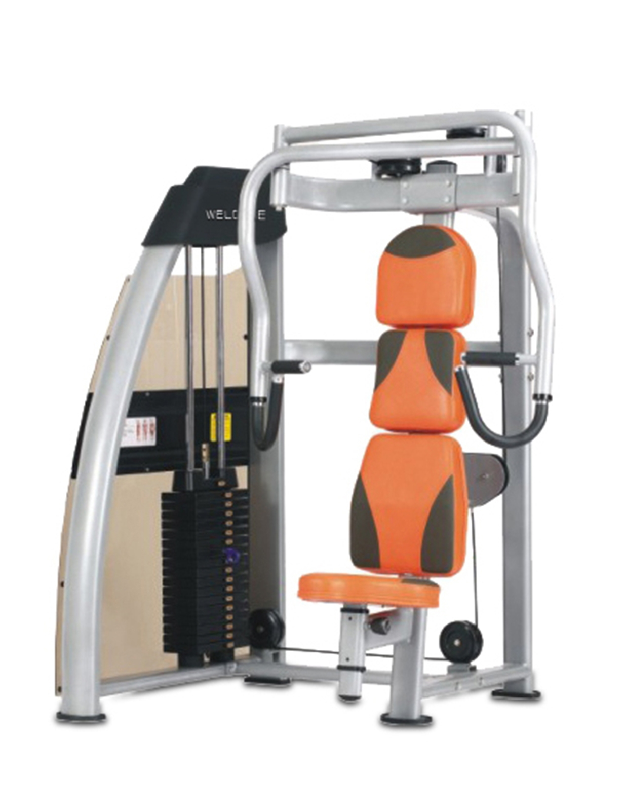 SP10 SEATED CHEST PRESS