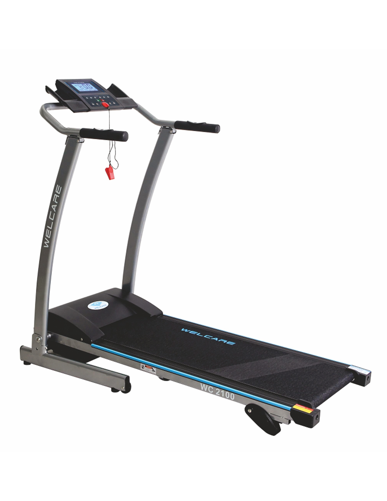 WC 2100 DC MOTORIZED  TREADMILL