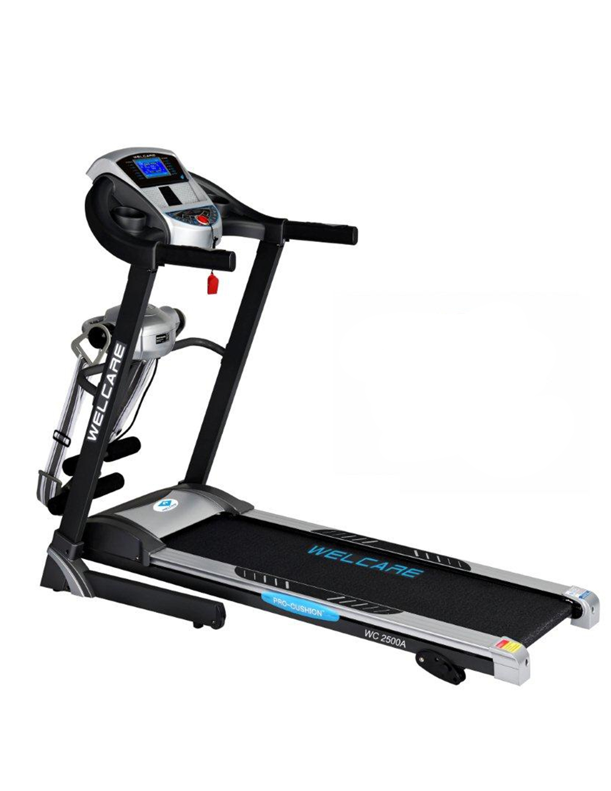 WC 2500A DC MOTORIZED  TREADMILL