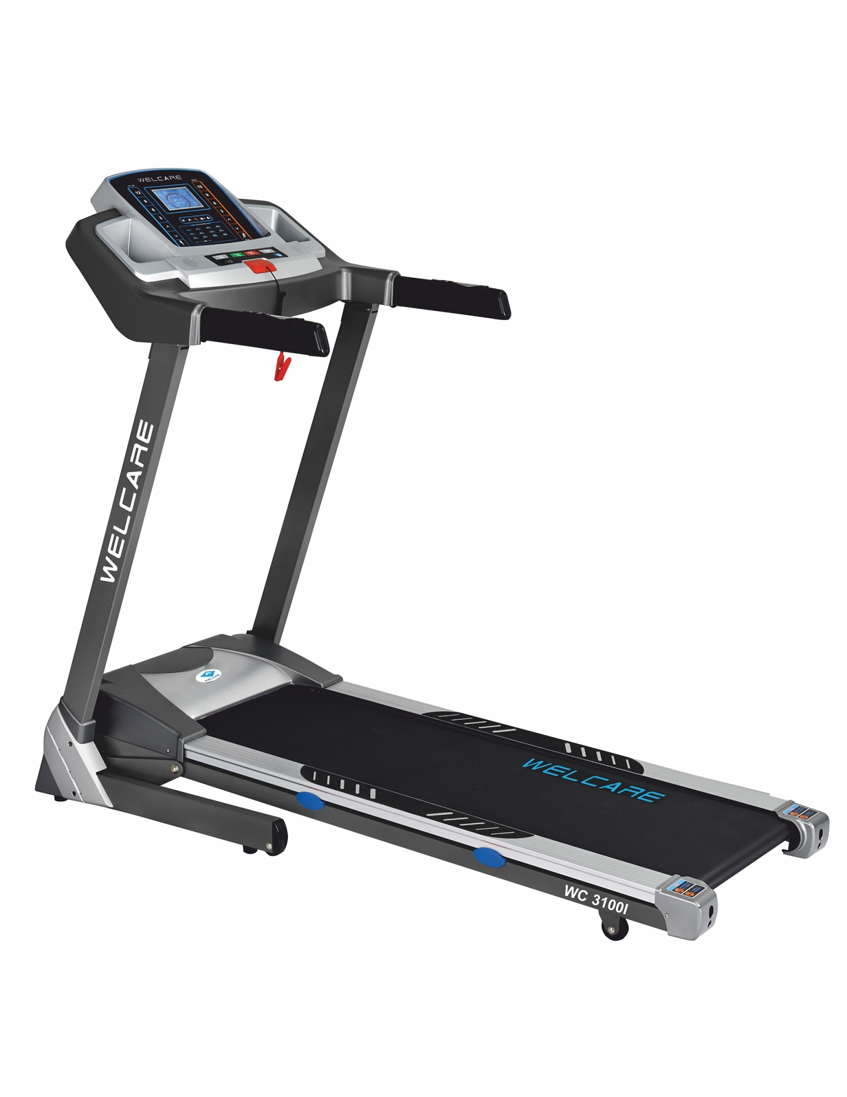 WC 3100I  DC MOTORIZED  TREADMILL