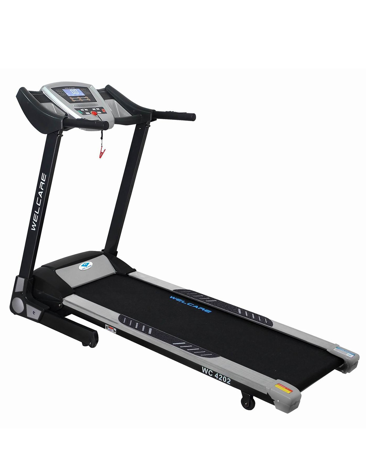 WC 4202 DC MOTORIZED  TREADMILL