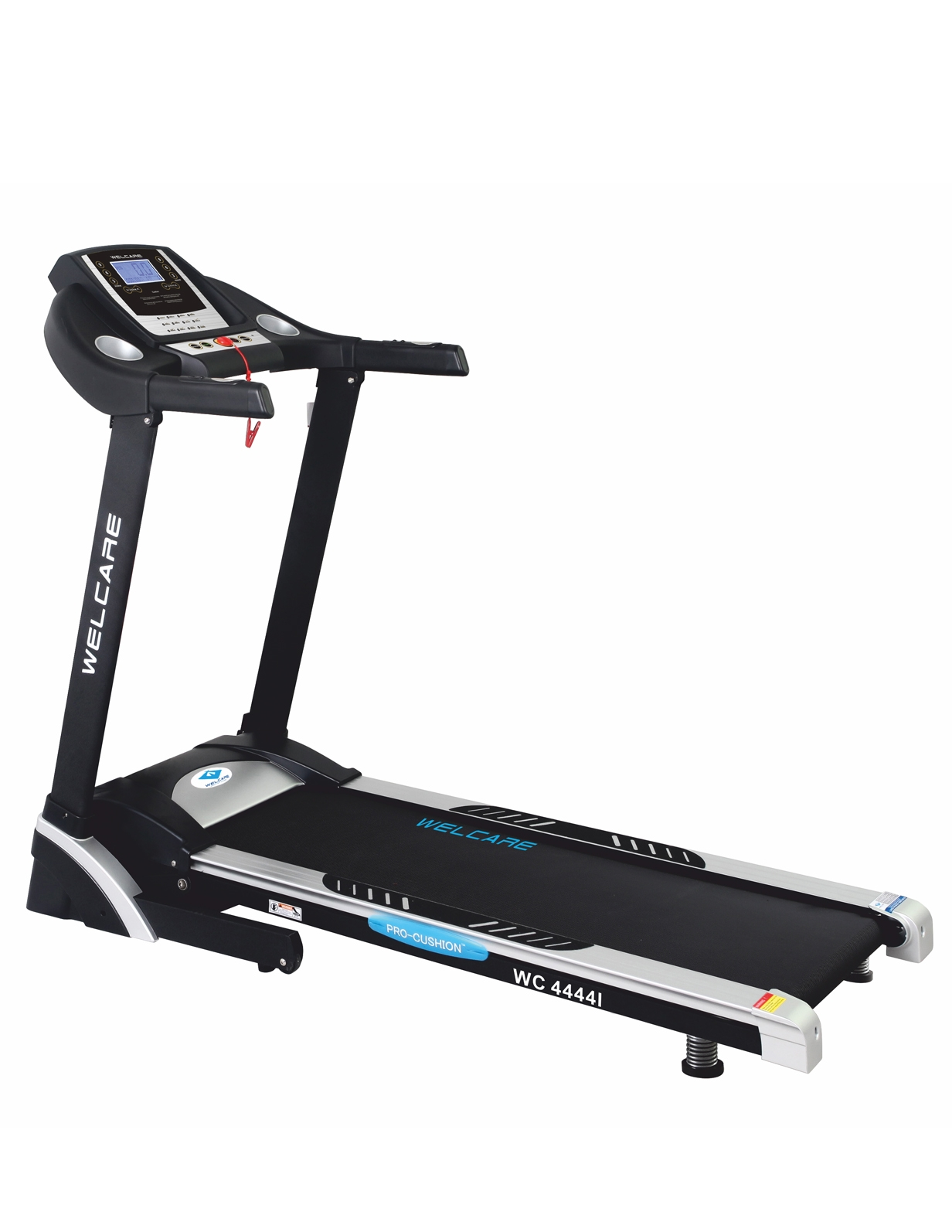 WC 4444I DC MOTORIZED  TREADMILL