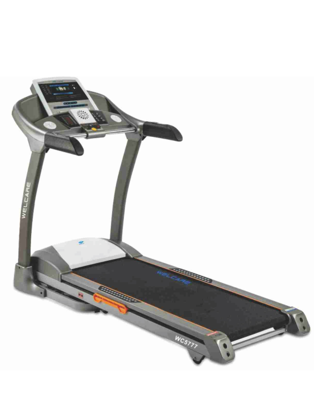 WC 5777 DC MOTORIZED  TREADMILL