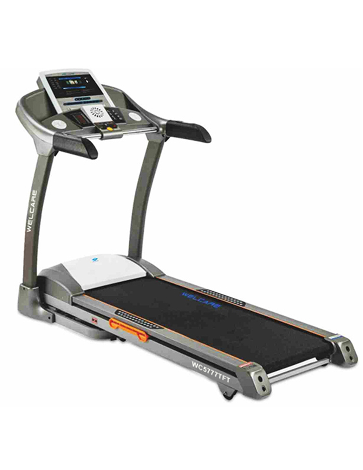 WC 5777 TFT DC MOTORIZED  TREADMILL