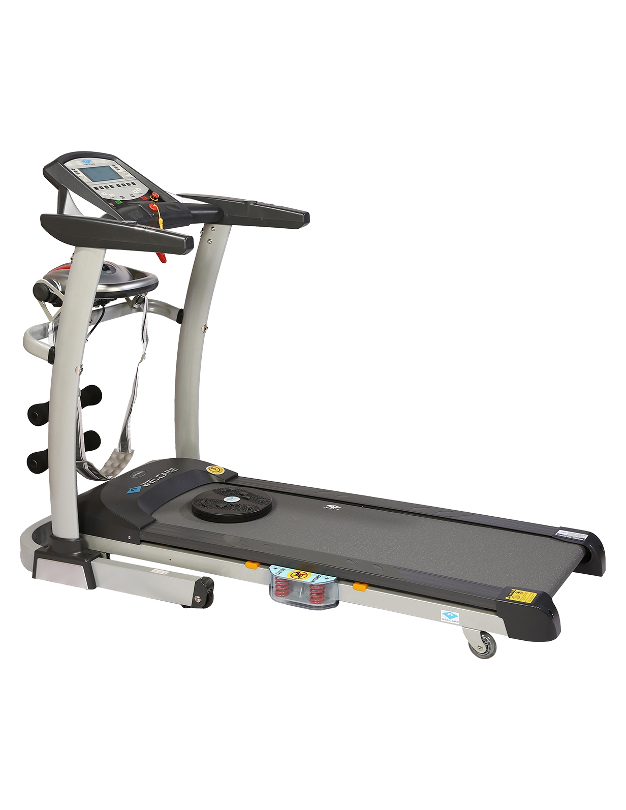 WC 6111m DC MOTORIZED  TREADMILL