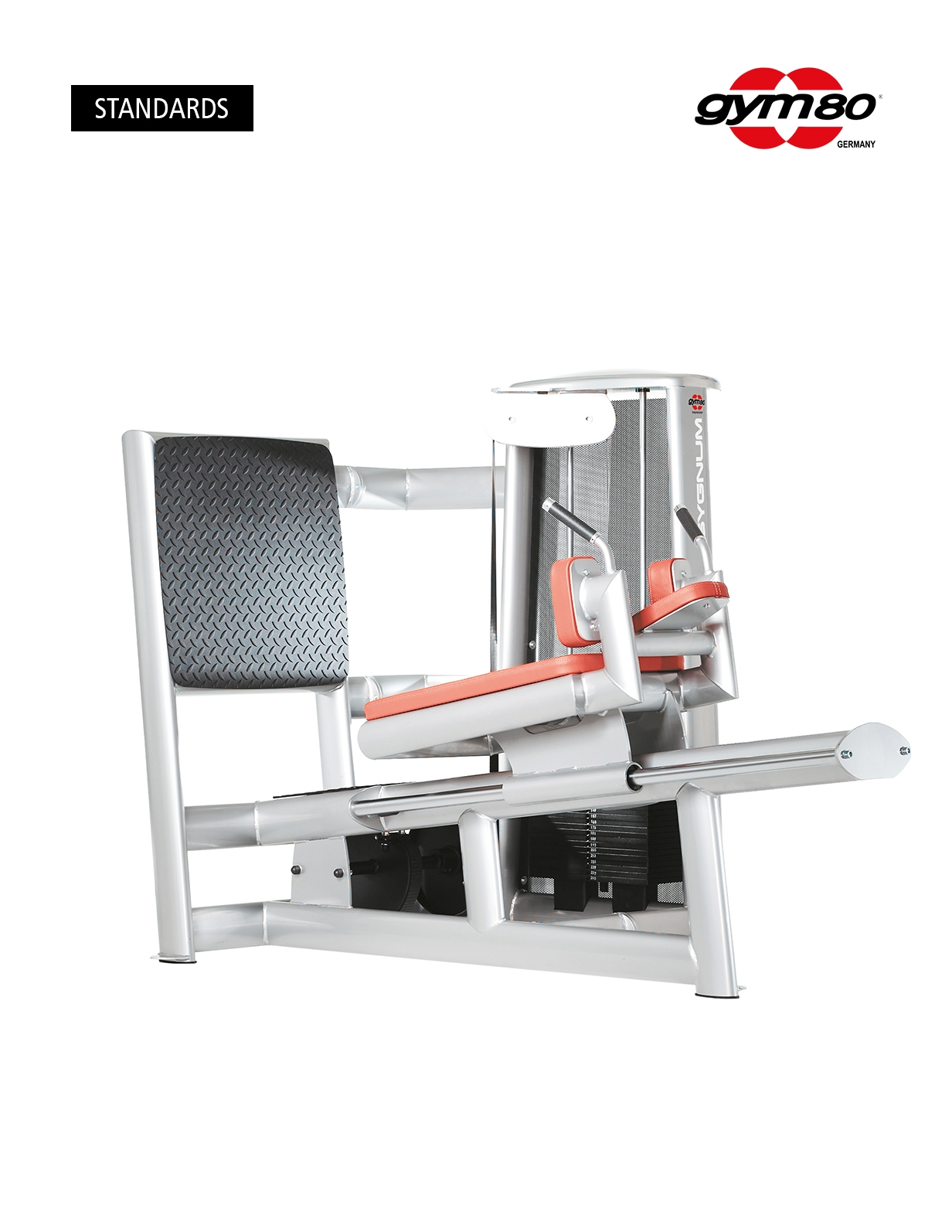 LYING LEG PRESS MACHINE