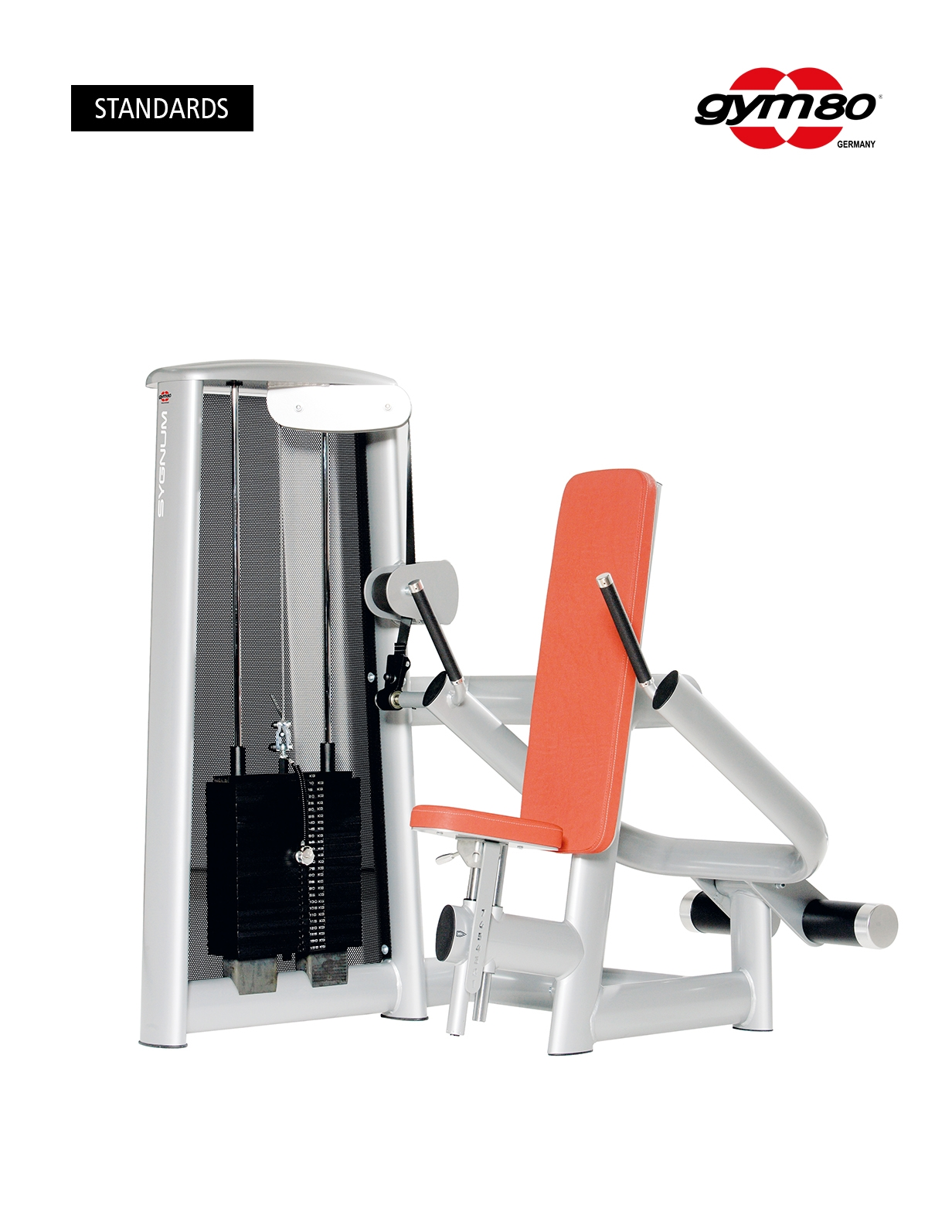 VERTICAL TRICEPS MACHINE