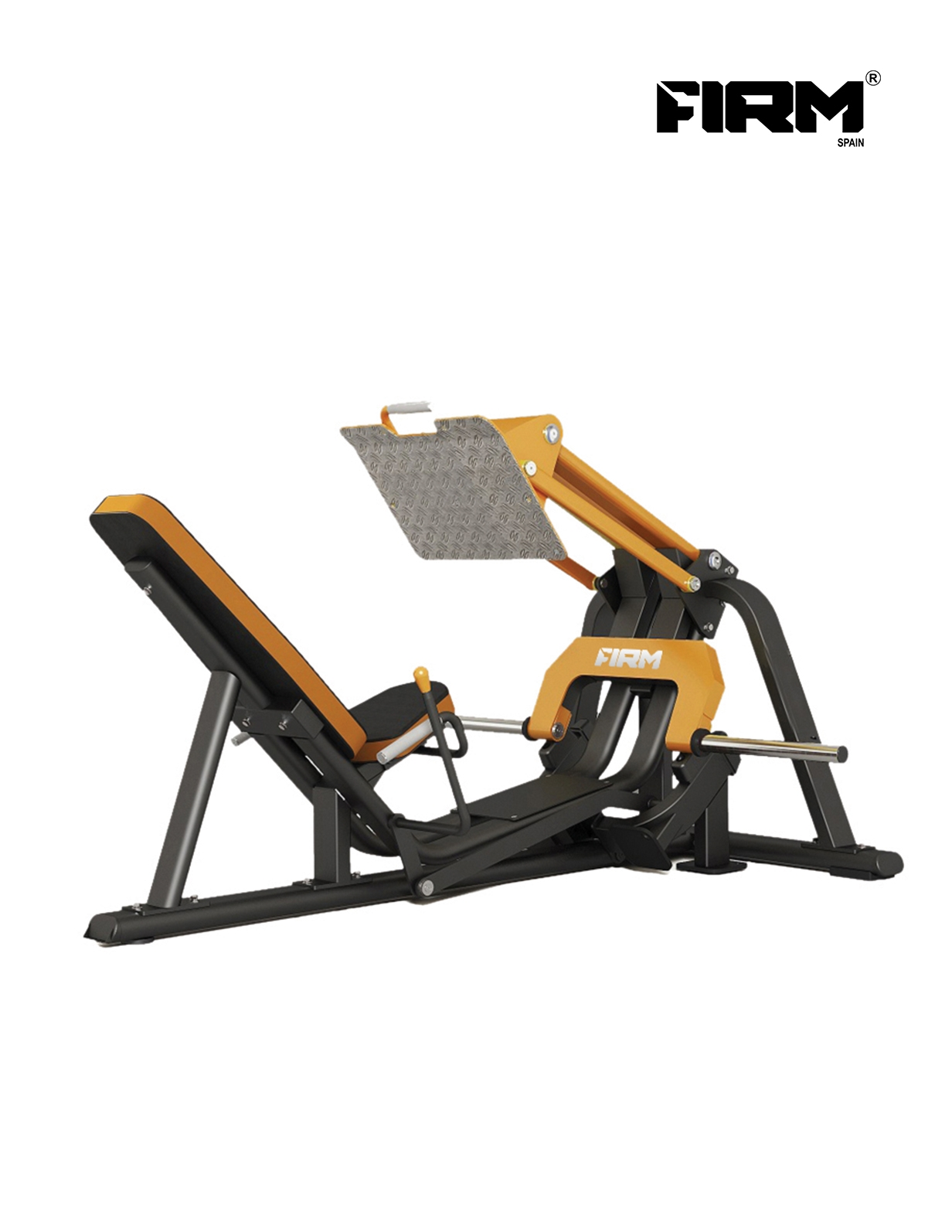 FM008 COMPOSITE LEG PRESS