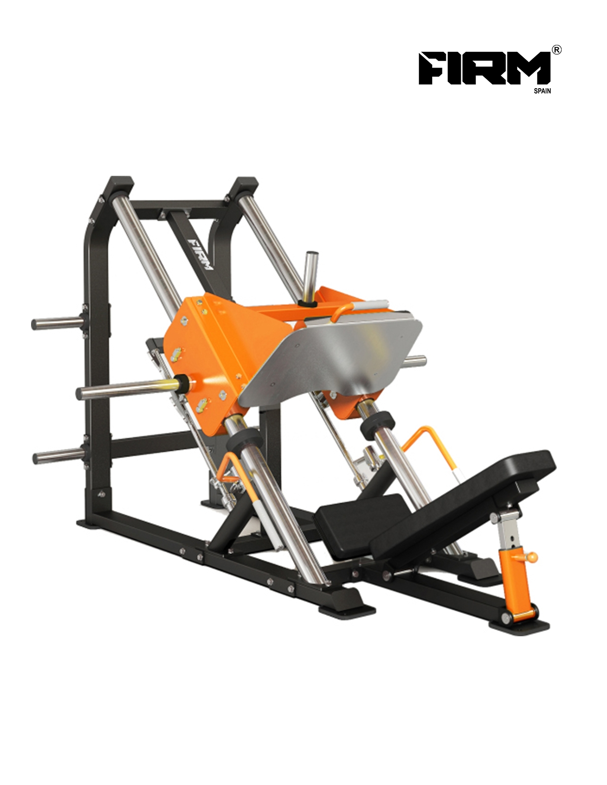FM024 LINEAR LEG PRESS