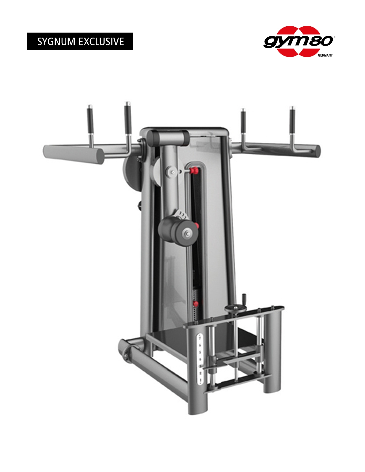 G3006 TOTAL HIP MACHINE