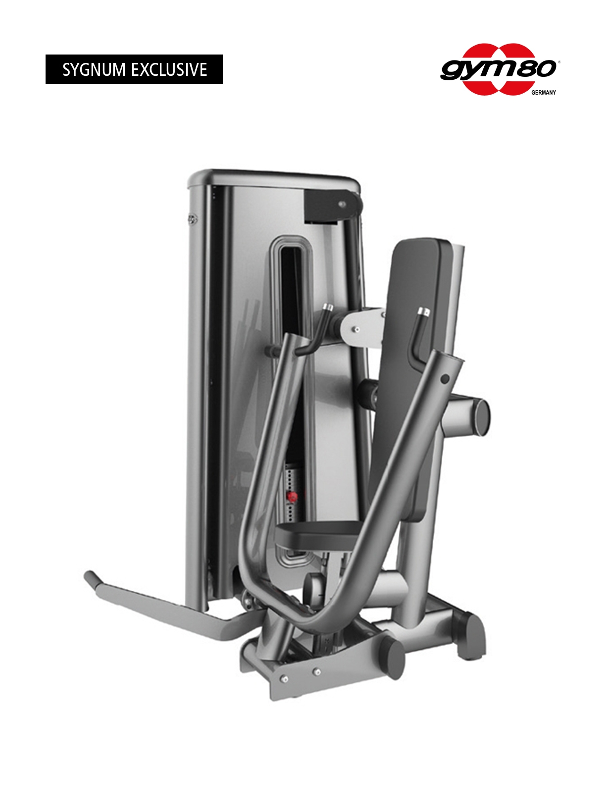 G3016 SEATED CHEST PRESS MACHINE