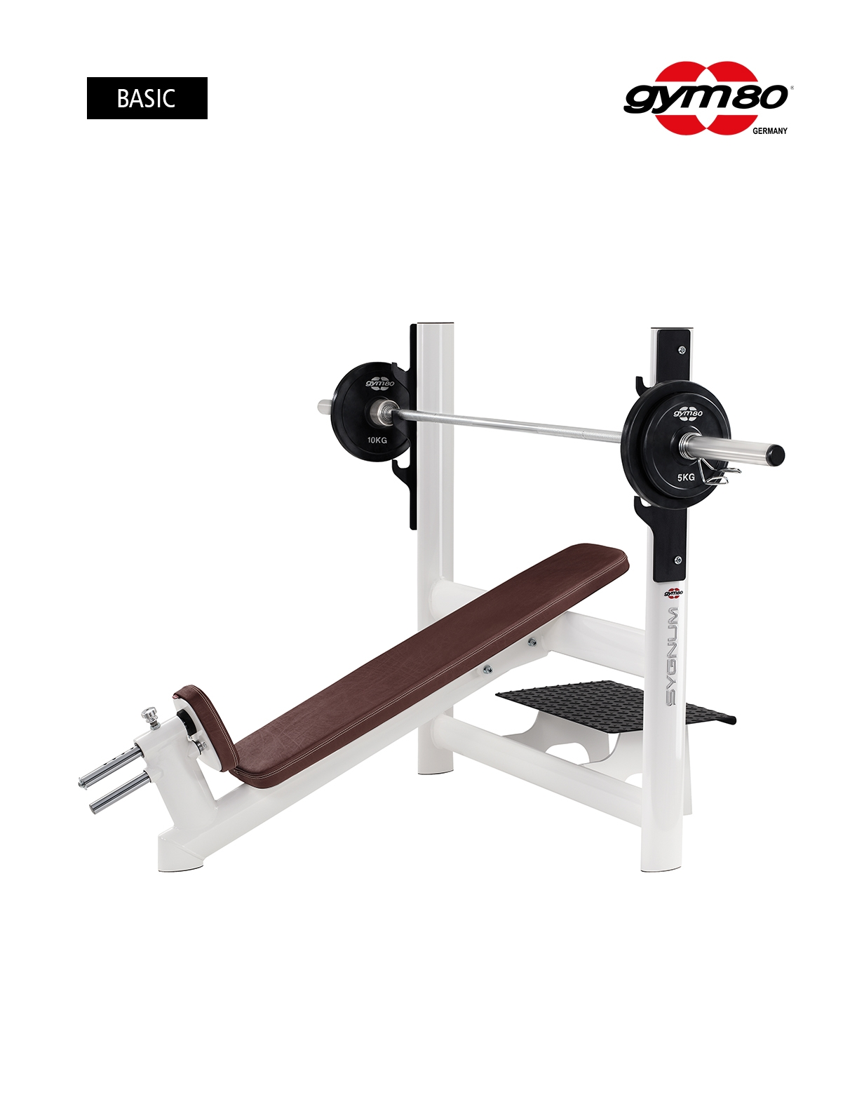 WIDE INCLINE BENCH