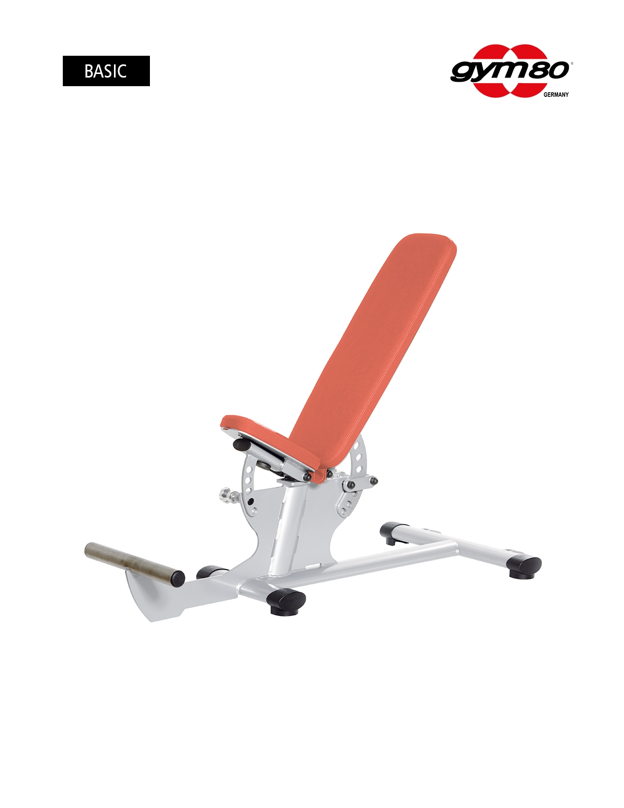 MULTI POSITION BENCH WITH FOOT REST