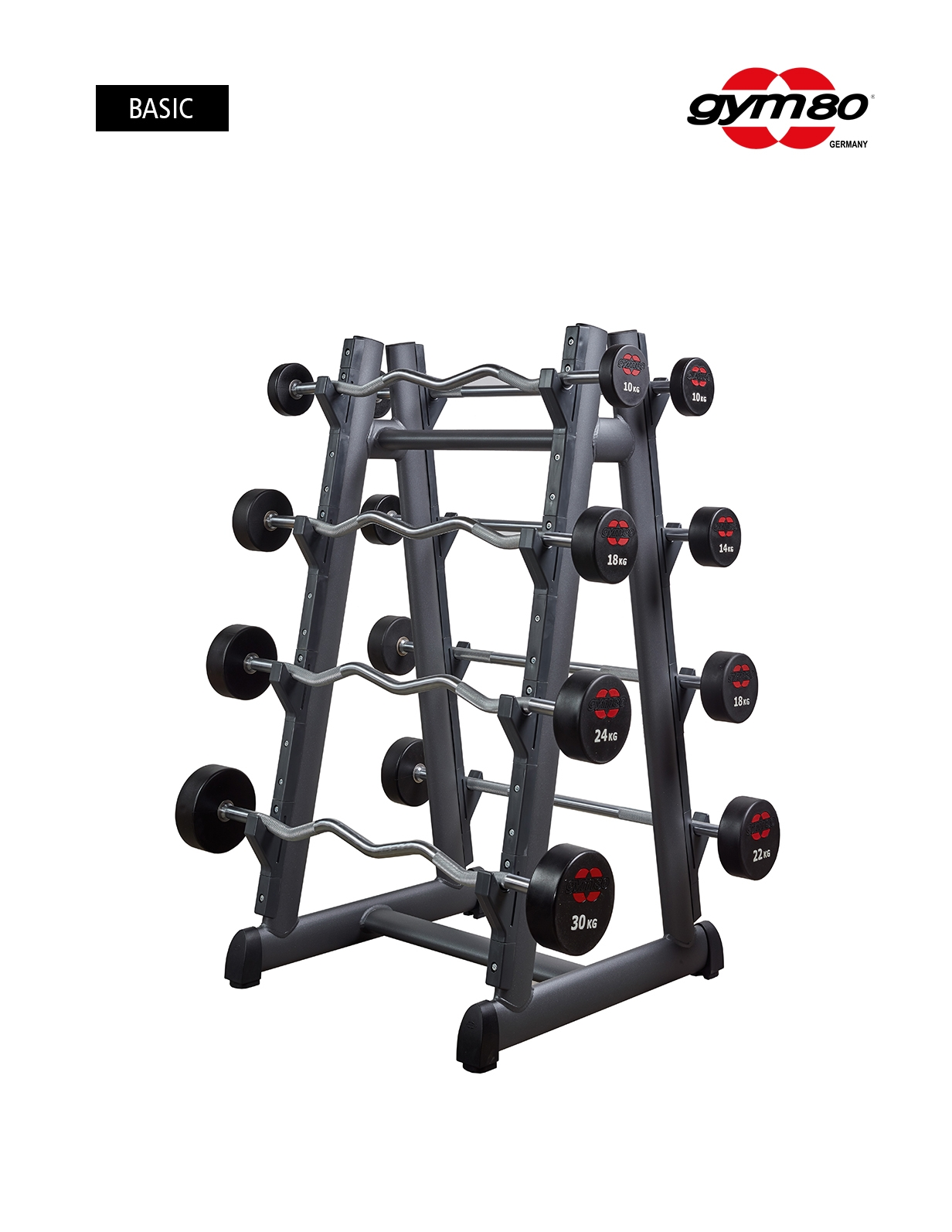 BARBELL RACK SYGNUM