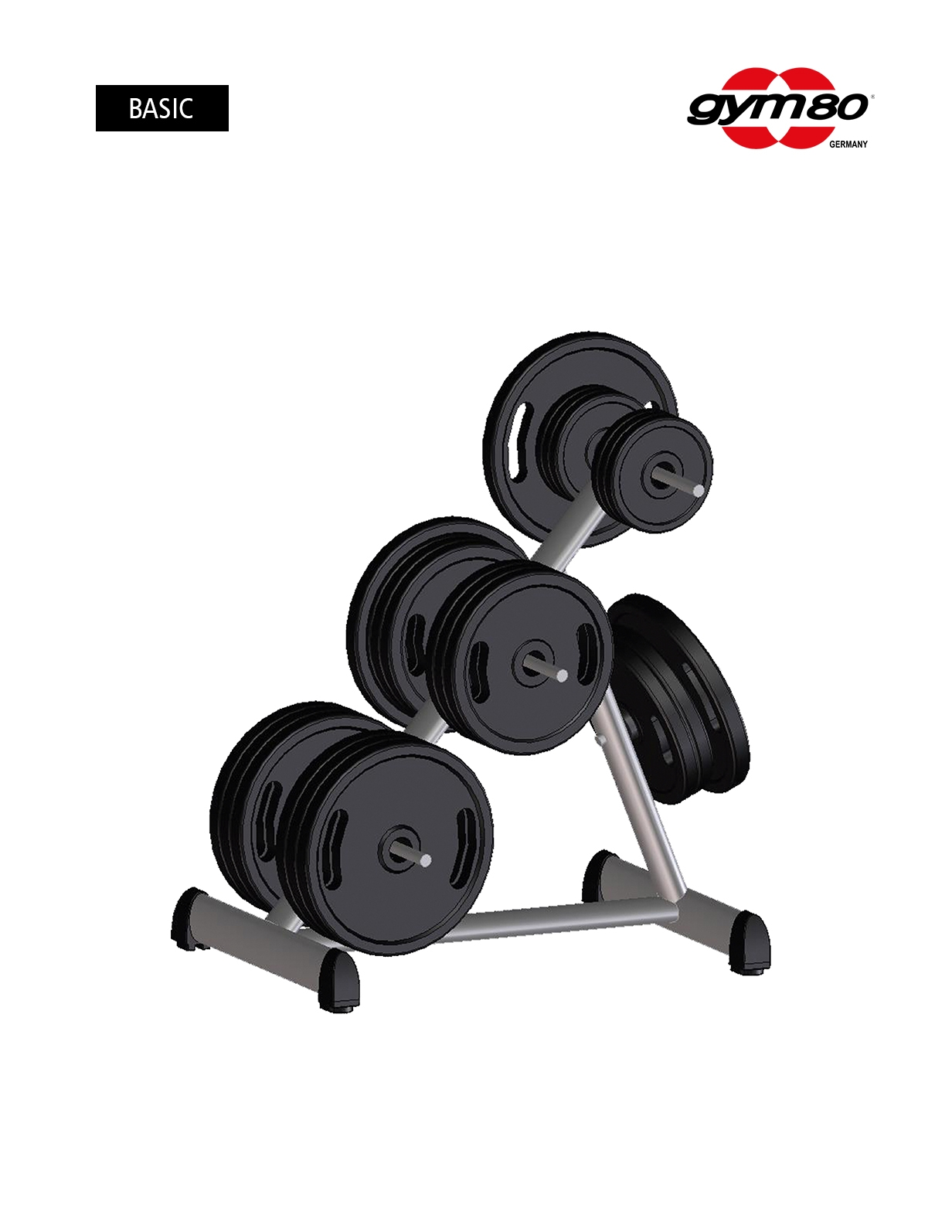 DISC STAND 45 DEGREE SYGNUM