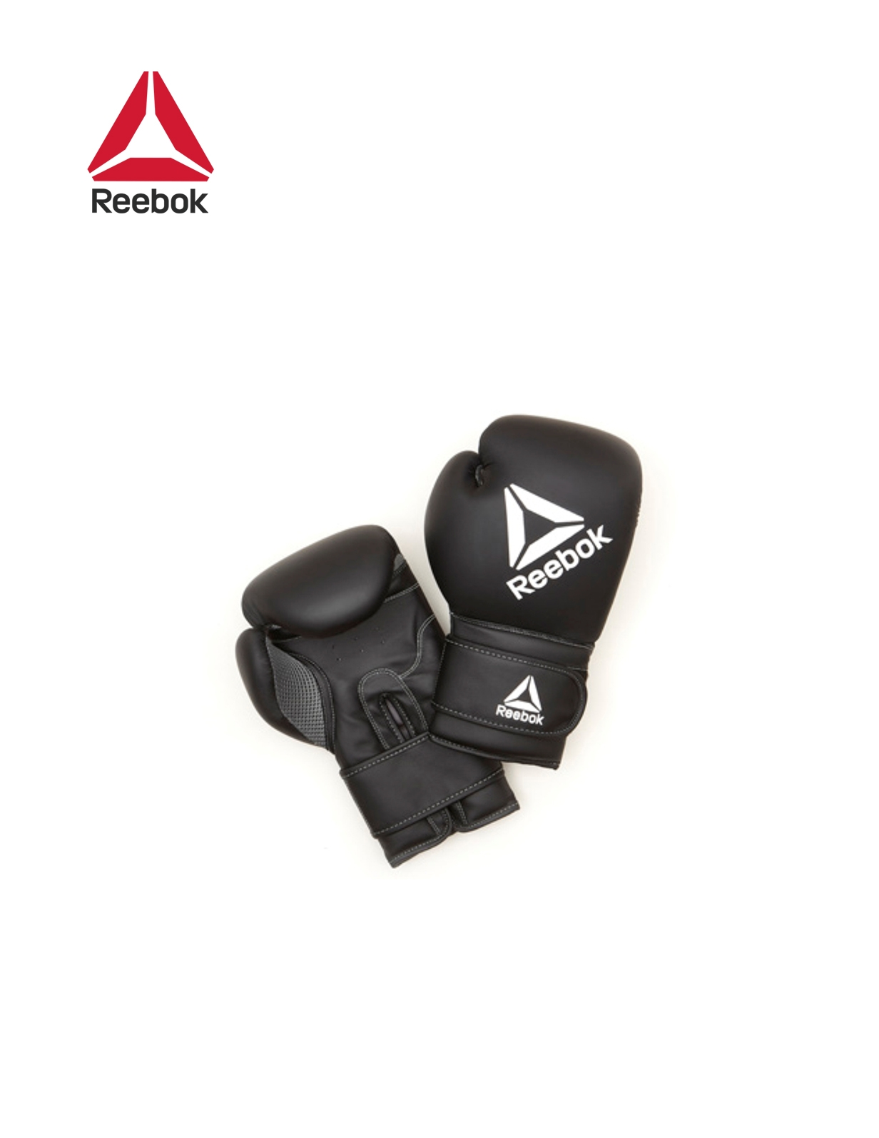 RETAIL BOXING GLOVES- BLACK