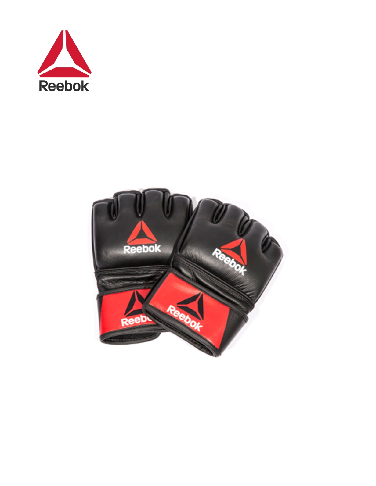 COMBAT LEATHER MMA GLOVE