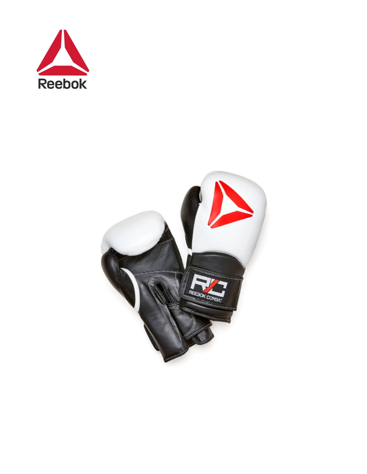 TRAINING GLOVE - WHITE / BLACK