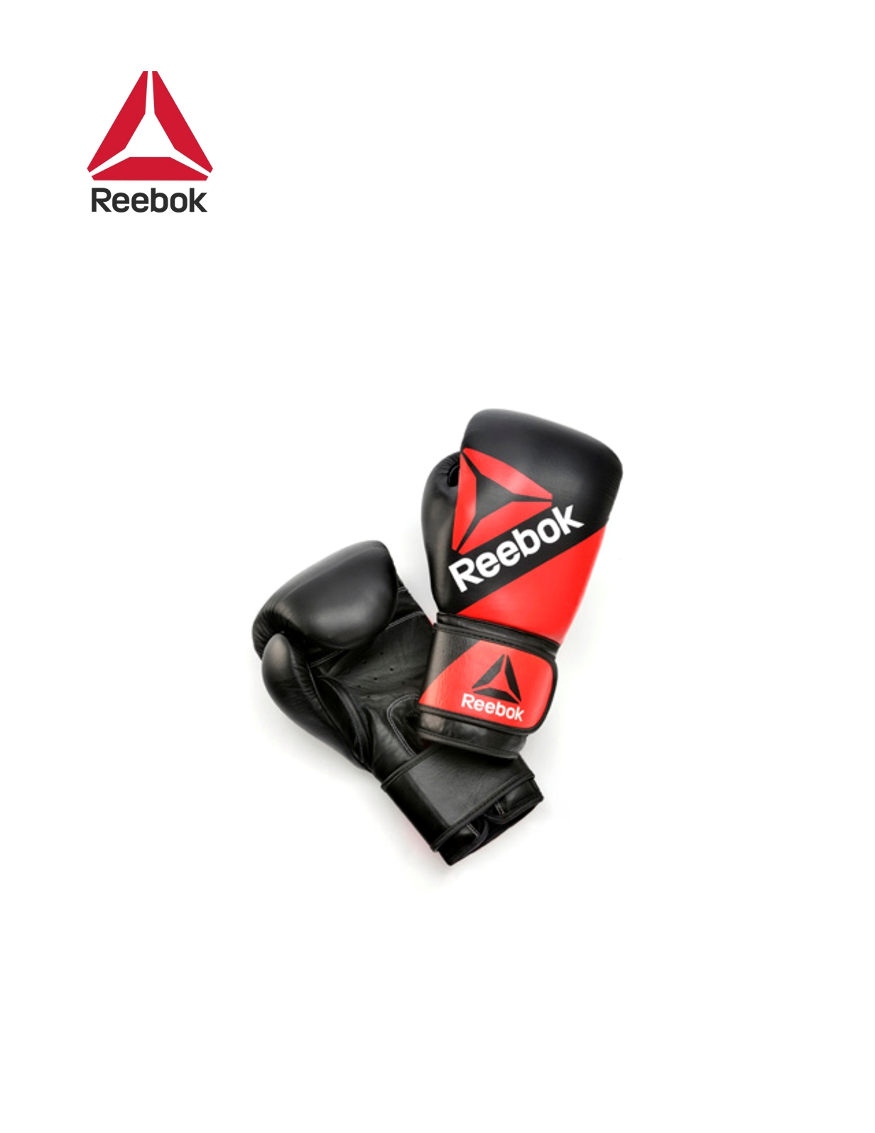 TRAINING GLOVE - RED / BLACK
