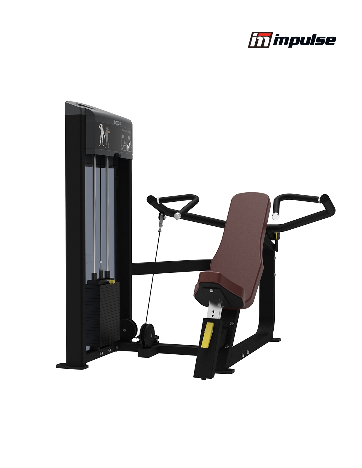 IF9312 SHOULDER PRESS