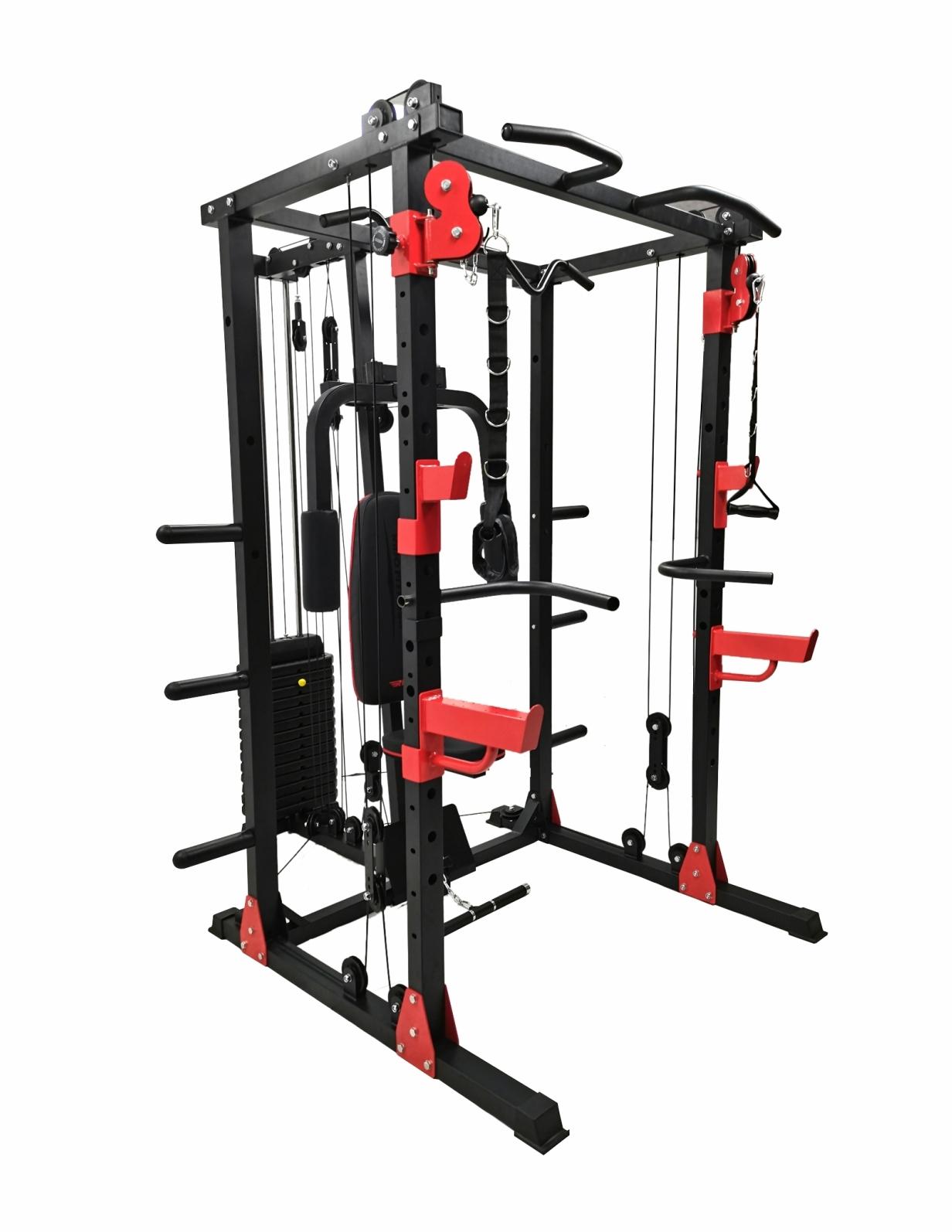 WC4544  Multi function squat machine