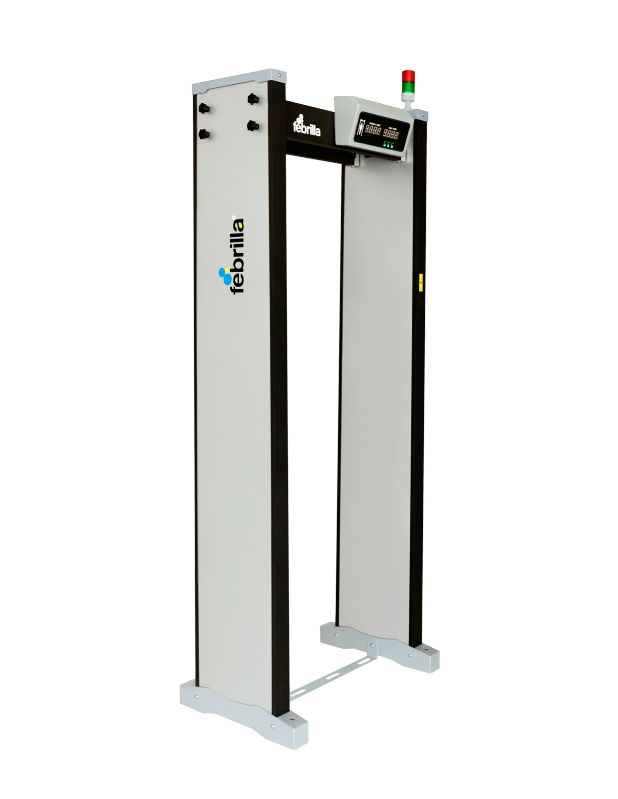 walkthrough temperature scanner