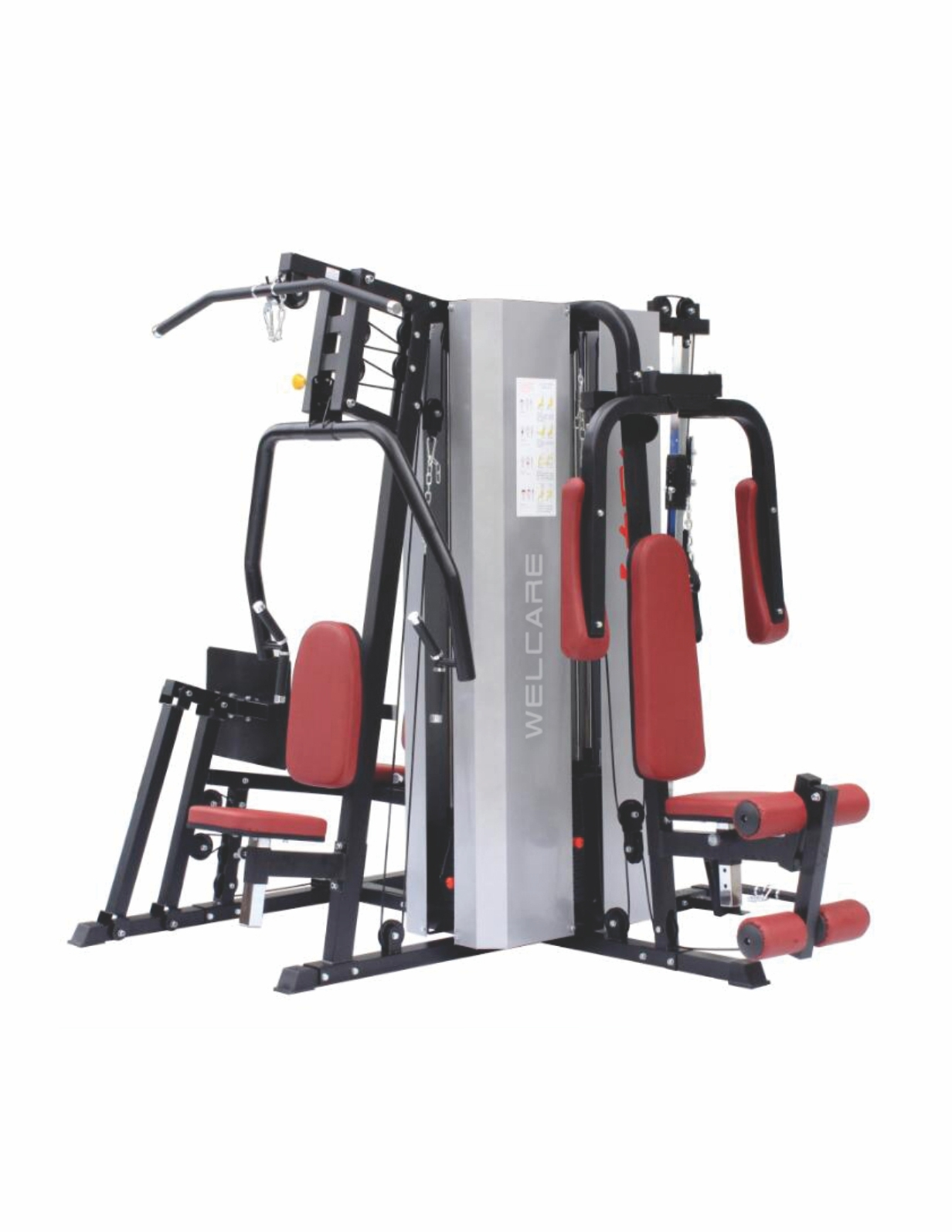 WC4533 4 STACK MULTI GYM