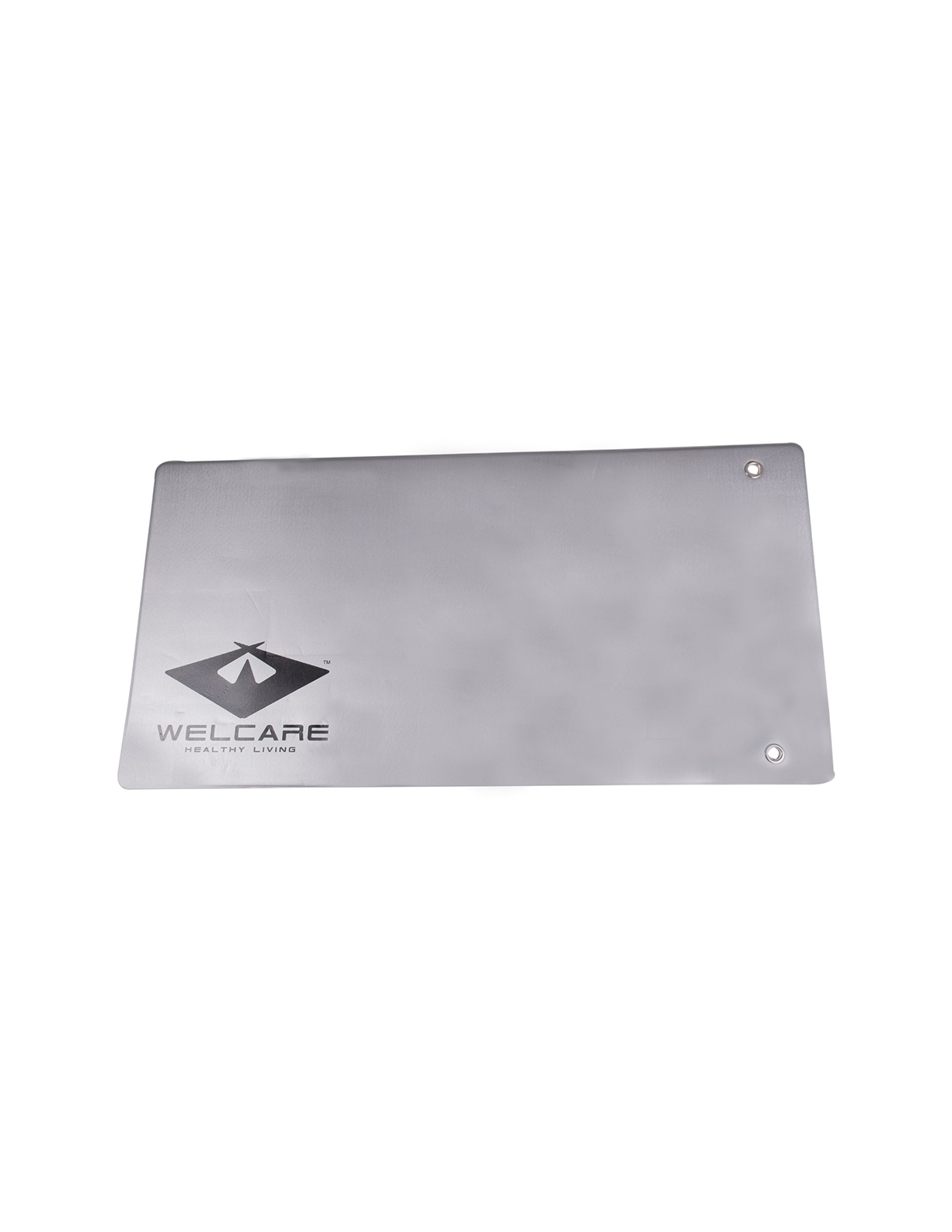 W9027 DELUXE EXERCISE MAT-GREY SIZE
