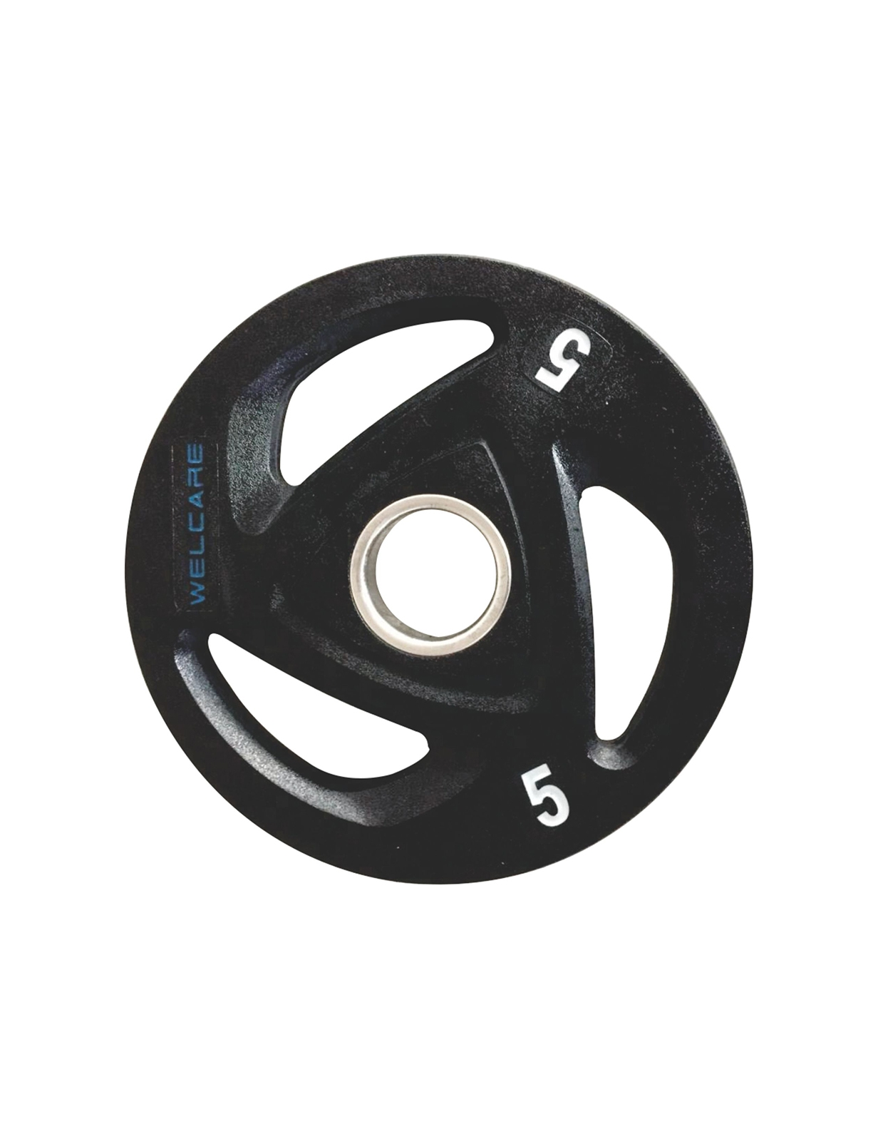 IMPORTED WELCARE WEIGHT PLATES PEV RUBBER