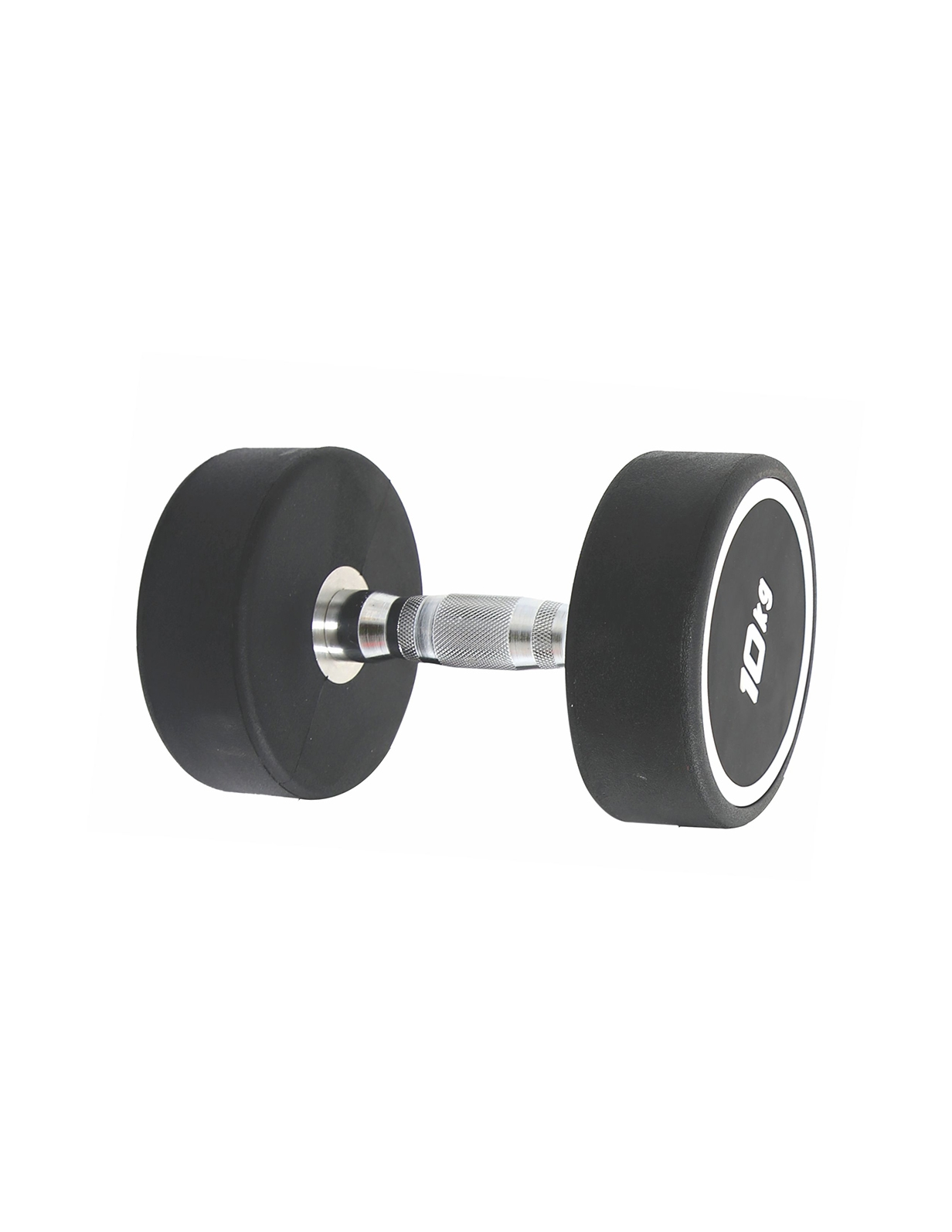 IMPORTED WELCARE ROUND  DUMBBELLS PEV RUBBER
