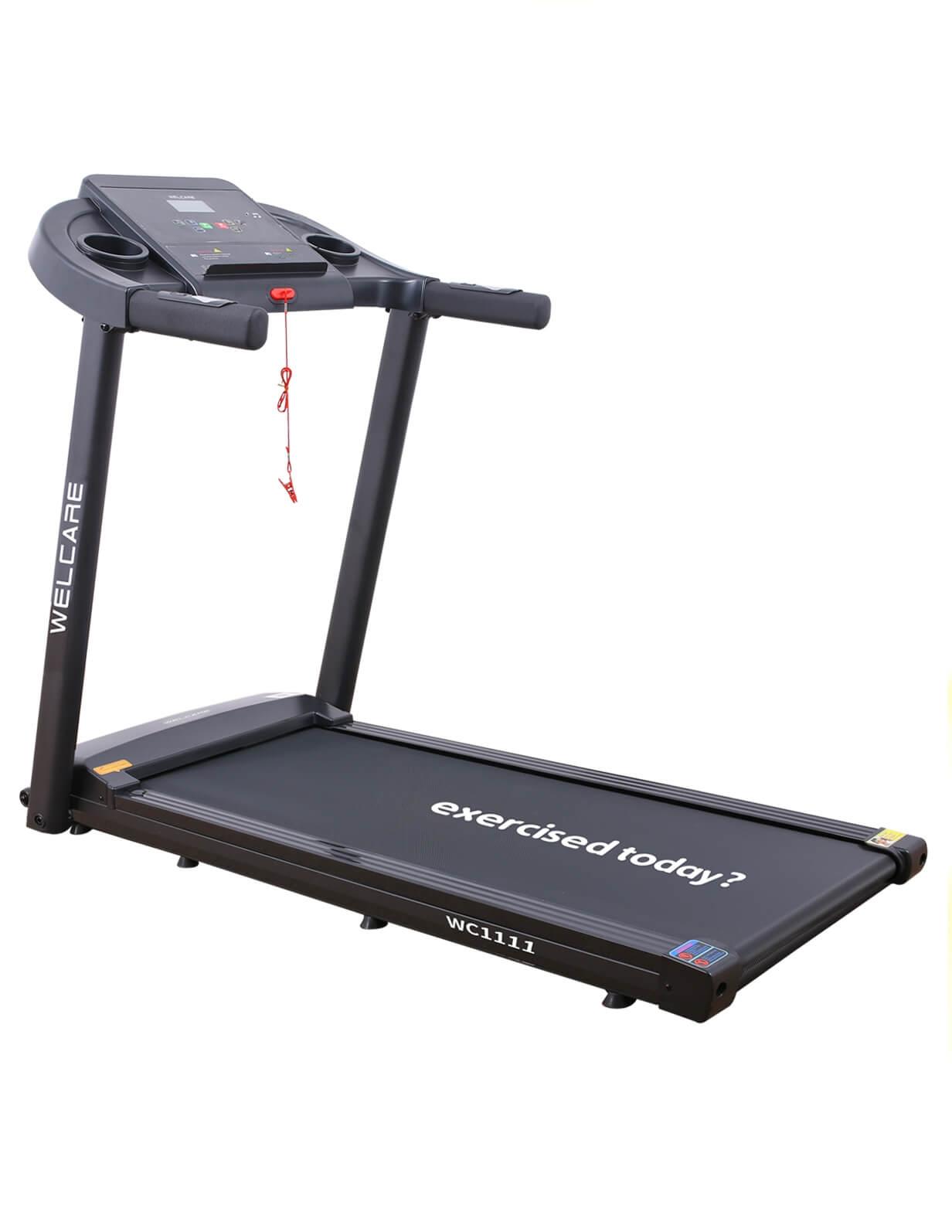 WC1111 Motorized Treadmill DC
