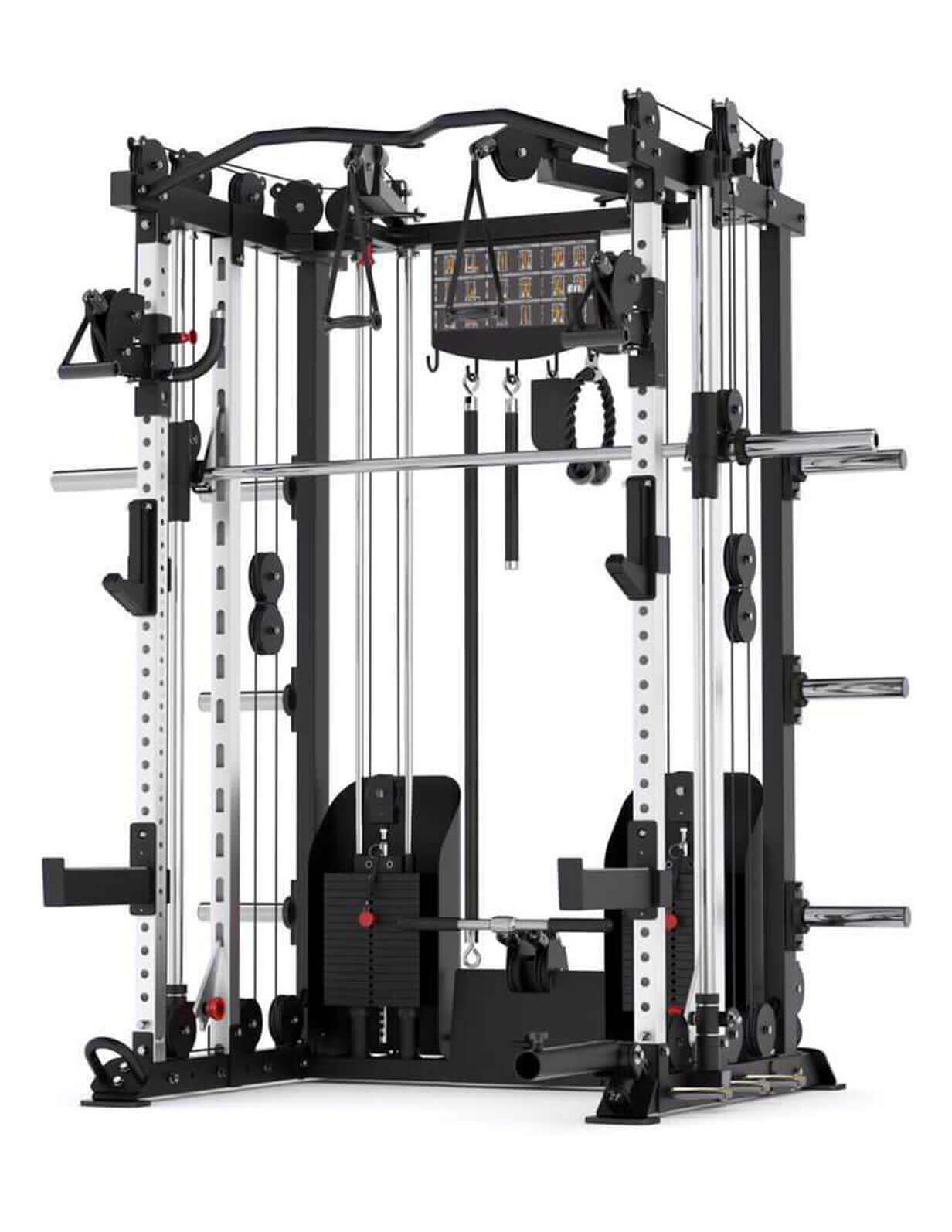 WC-C5 Multigym Smith functional trainer