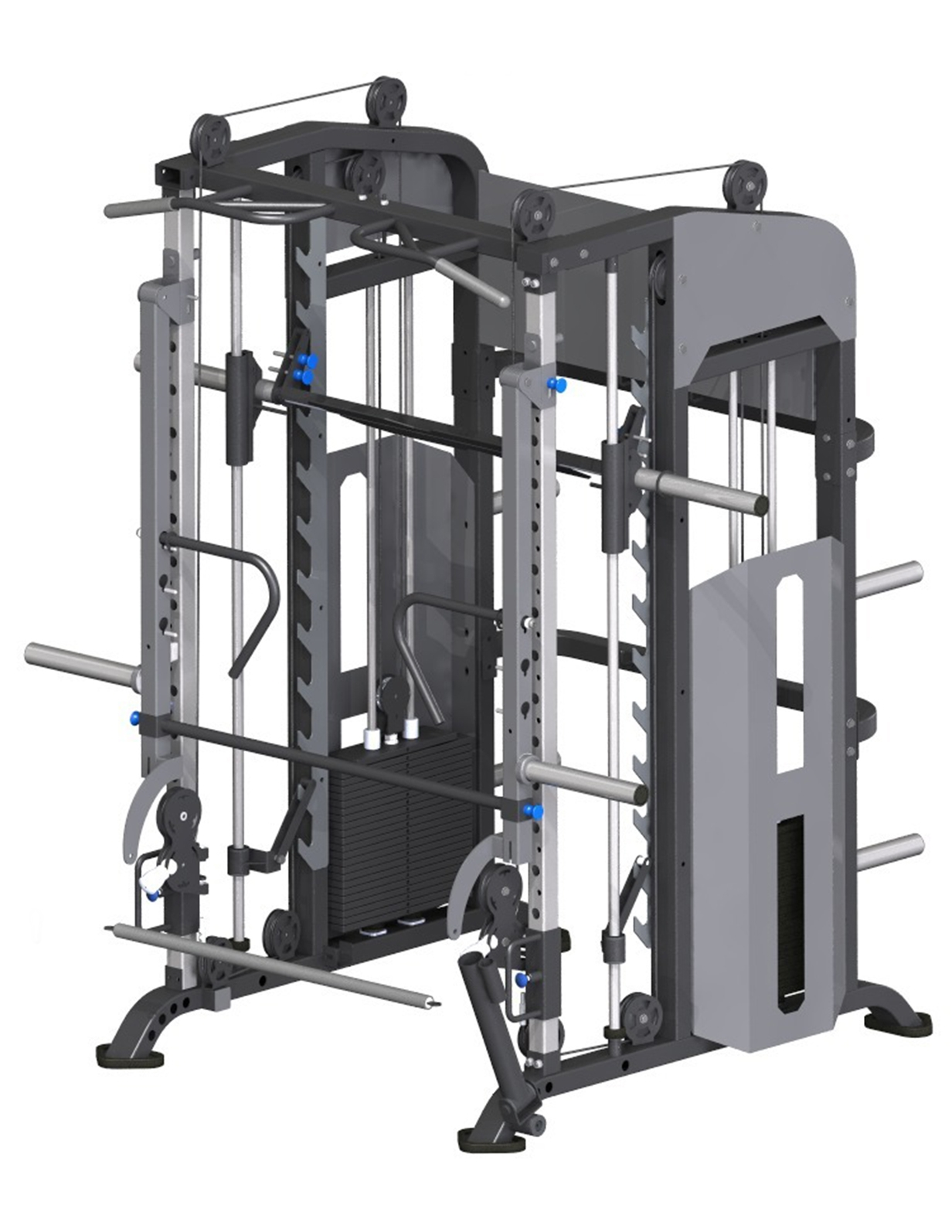 WC4502   SMITH FUNCTIONAL TRAINER