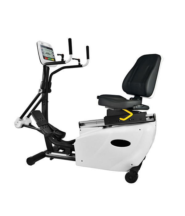 GB7005 DUAL ACTION ELLIPTICAL RECUMBENT BIKE