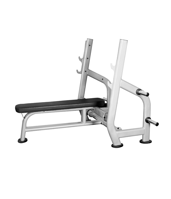 J8324 FLAT OLYMPIC BENCH PRESS