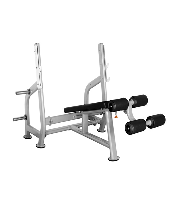 J8326 DECLINE OLYMPIC BENCH PRESS