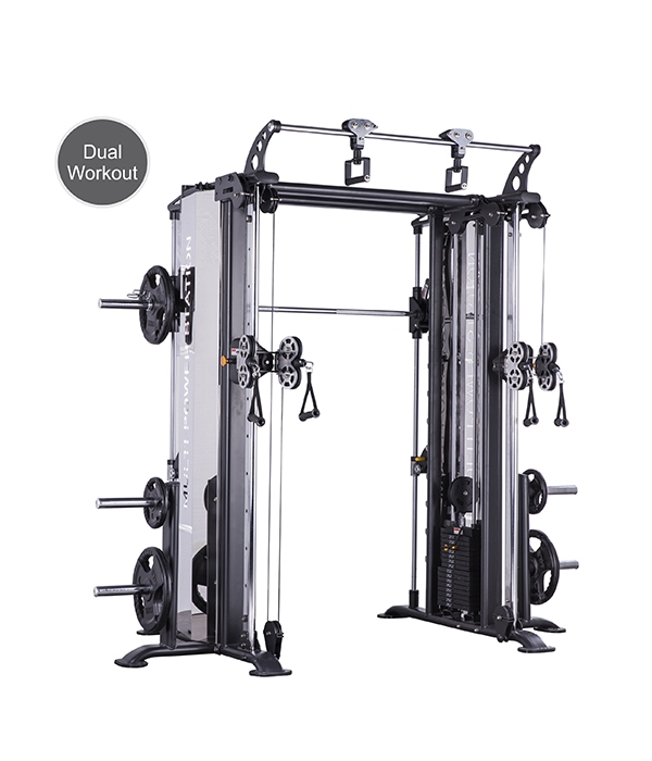 ELITE J8339 SMITH & FUNCTIONAL TRAINER